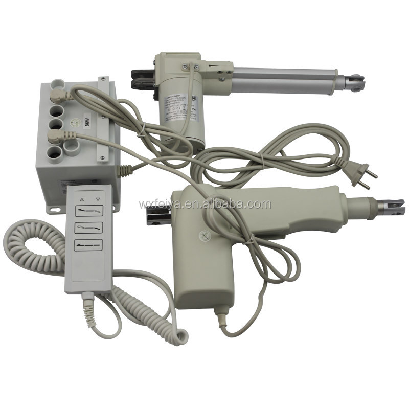 Linear Actuator For Hospital Bed
