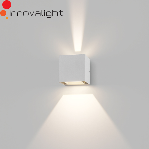 Innovalight Indoor 2*5w Led Cube Wall Light Adjustable Wall ...