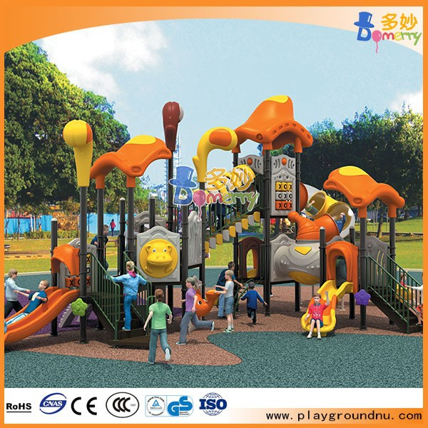 Outdoor play centre multi activity play systems