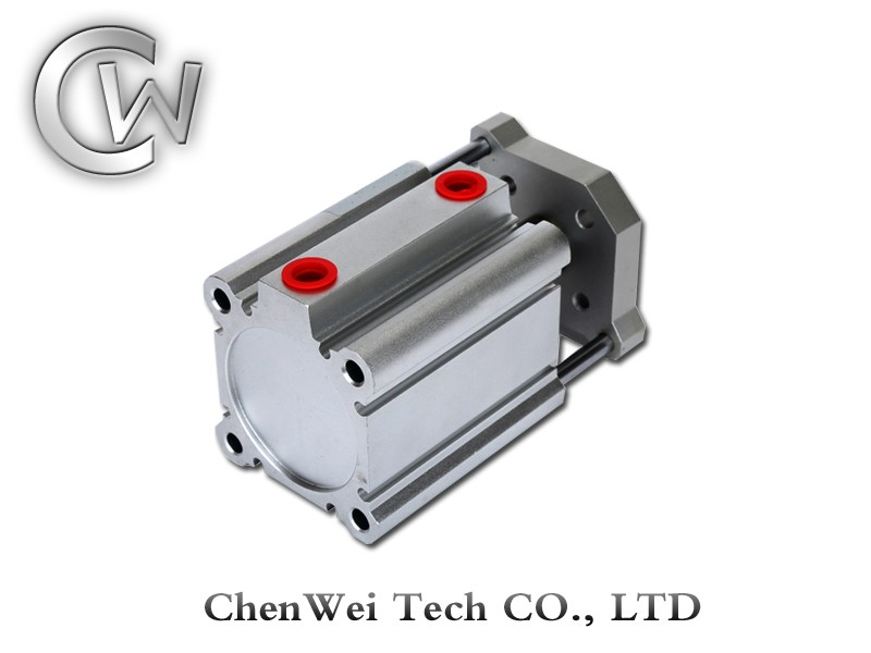 CQMB/CQMA Guide Rod Compact Pneumatic Air Cylinder