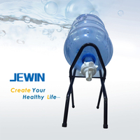 5 gallon water bottle stand rack with valve