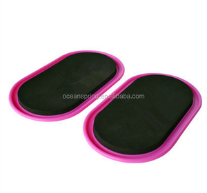 New Design Exercise Core Sliders For Full Body Workout, Compact for Travel or Home