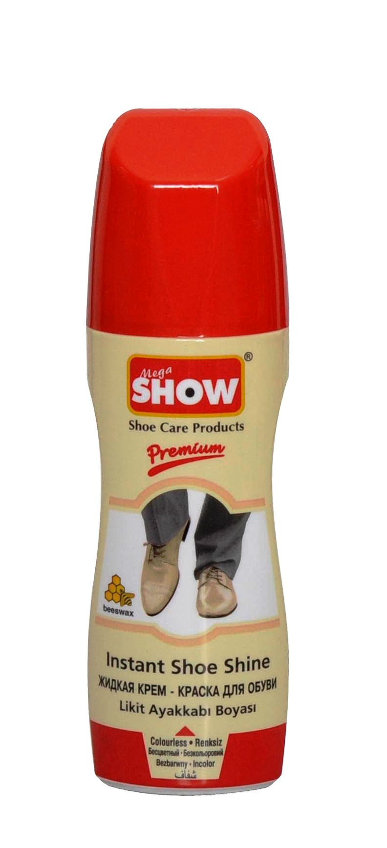 Liquid Shoe Polish - Neutral