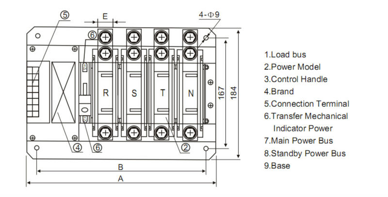 HTB1lL3eXXXXXXaHbFXXq6xXFXXX1 n type wiring split type electrical change over switch automatic 3 pole changeover switch wiring diagram at readyjetset.co