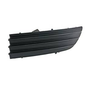 CarPartsDepot, Van Front Bumper Grill Filler Fog Light Hole Cover Left Driver Side Retainer Panel, 346-44167-11 TO1088109 52128AE010 by CarPartsDepot