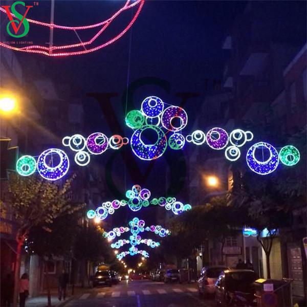 Led Christmas Figure Light Decoration Light Motif Rope Light ...