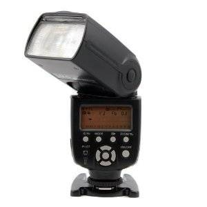 Updated version! YongNuo Flash Speedlite YN-565EX for Canon series