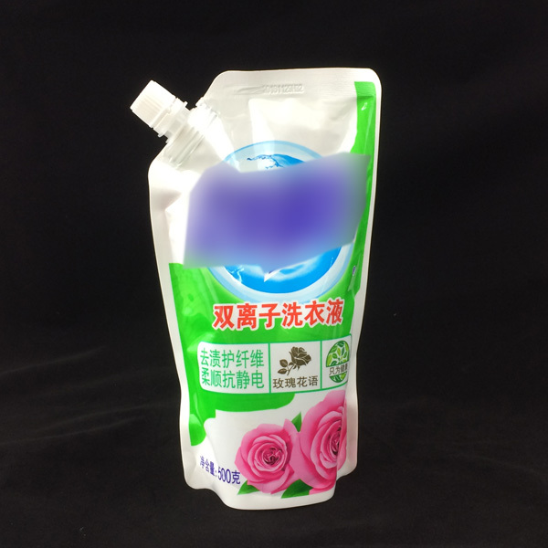 cheap custom printed disposable juice pouch