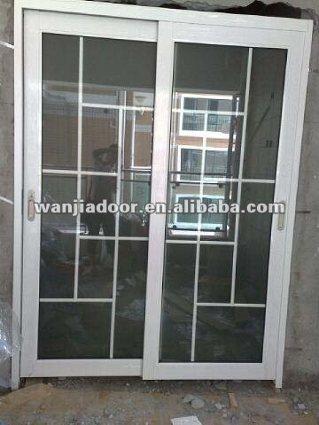Glass Door Grill Design, Glass Door Grill Design Suppliers And  Manufacturers At Alibaba.com