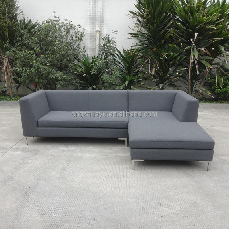 Large Leather Sofa Cushions Antonio Citterio Dadone Sofa