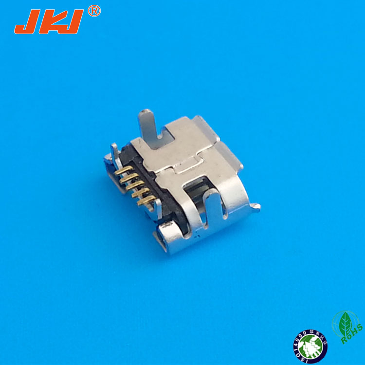 micro usb charging port micro usb 10pin connector with screw hole
