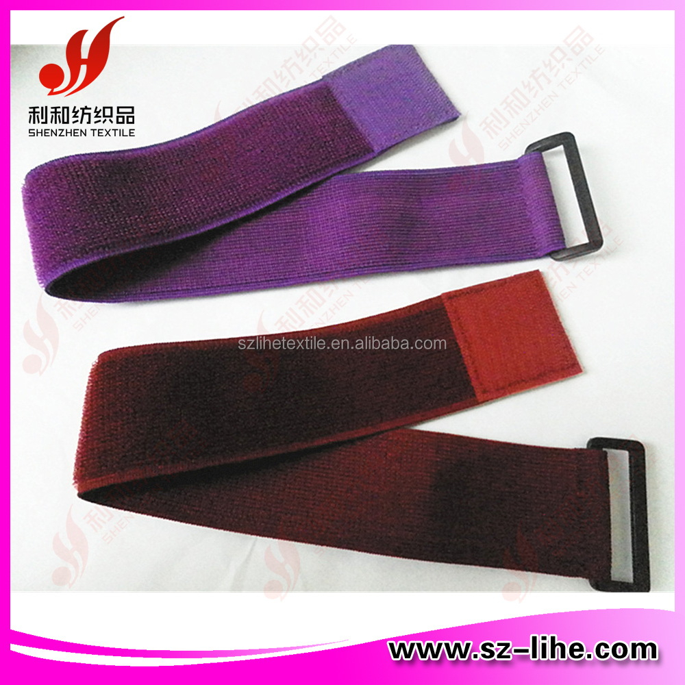 Elastic Book Strap With Pen Holder Lunch Box Strap Pvc