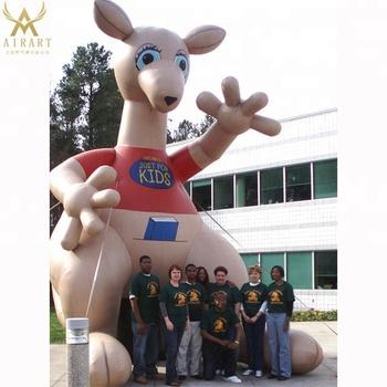 Christmas Kangaroo Cartoon.Commercial Giant Inflatable Christmas Kangaroo 6 Different Shape Buy Inflatable Kangaroo Costume Inflatable Kangaroo Cartoon Animal