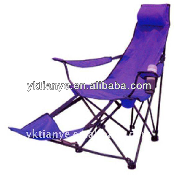 Reclining Camping Chair With Footrest, Reclining Camping Chair With Footrest  Suppliers And Manufacturers At Alibaba.com