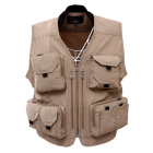 Cheap uniform combat camo vests camouflage waistcoat multi pocket vest
