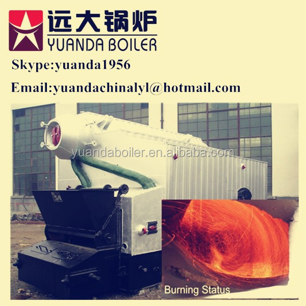 1000kg 1500kg 2000kg 4000kg 6000kg industrial automatic steam sunflower husk boiler price
