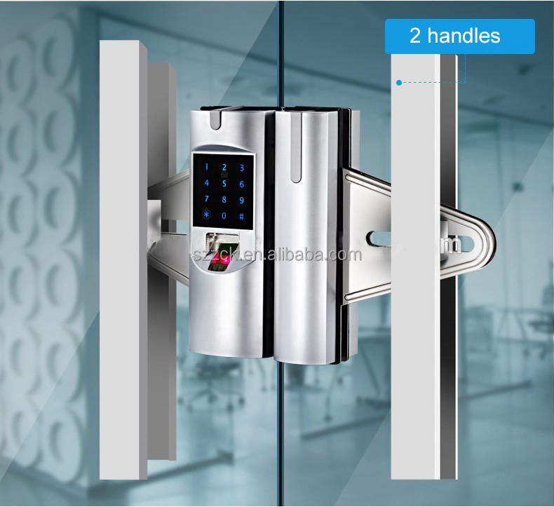 Commercial Frameless Glass Electric Door Lock Buy Frameless Glass