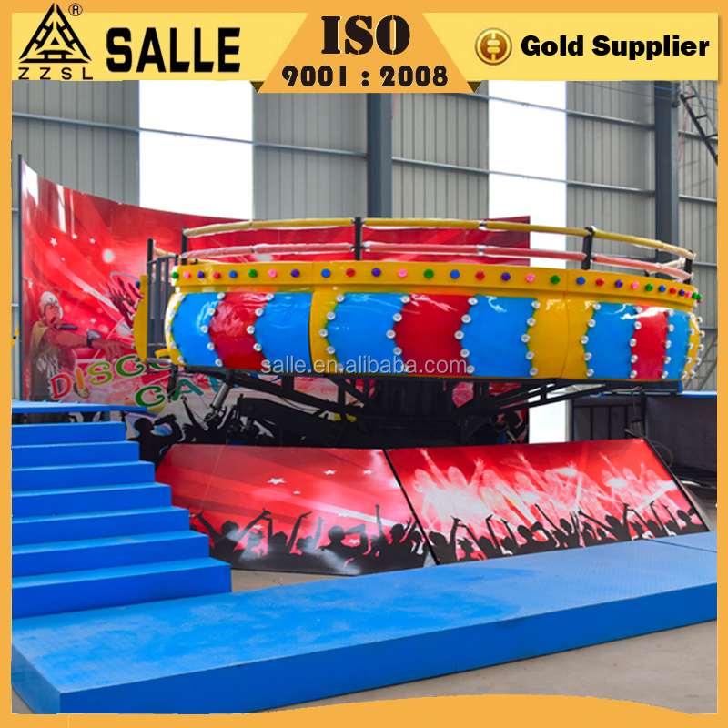 Fantastic!!! Dynamic Dance Music Ride Family Rotating Ride Disc/Disco Tagada for Sale