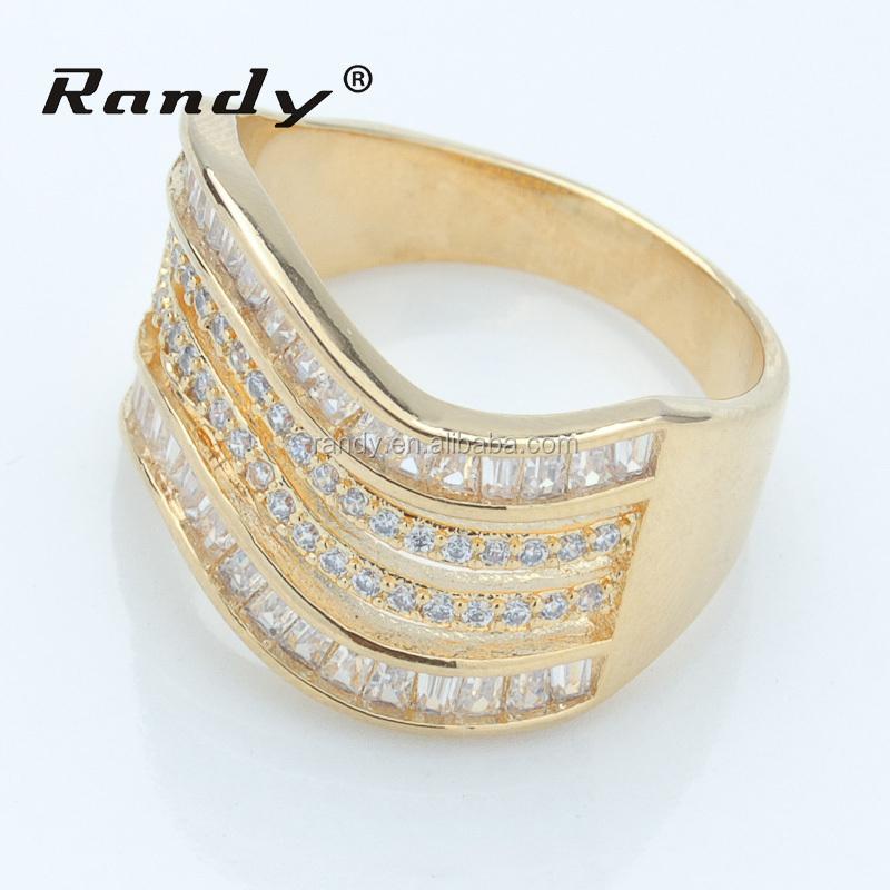 New Design Gold Finger Ring Wholesale Price 1 Gram Gold Ring For ...