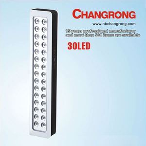 Rechargeable wall mounted LED lantern with 30pcs LED