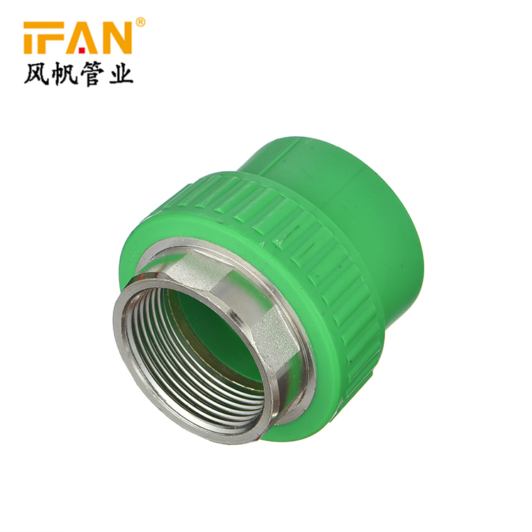 PPR piping manufacturer PPR reducing quick female coupler