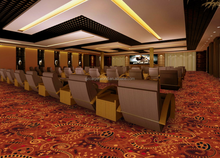 High Quality Nightclub And Cinema Carpet With New Carpet Design