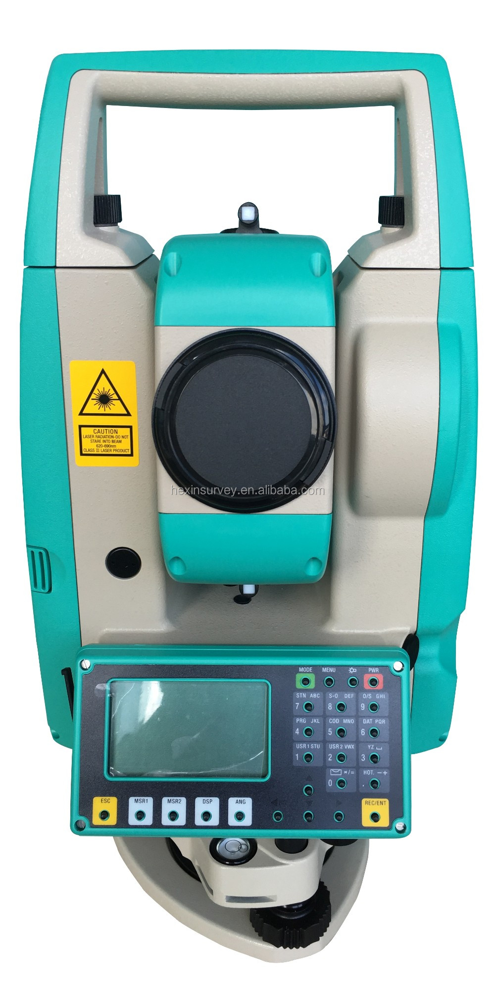2017 New Ruide R2 Total Station 400m Reflectorless Original English Version View Ruide Total Station Ruide Product Details From Shanghai Hexin