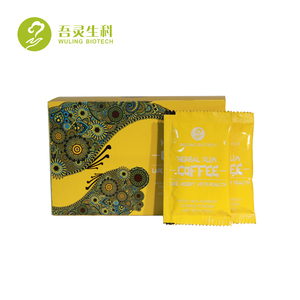 OEM Free Sample with Private Label Organic Ganoderma Lucidum Reishi Mushroom Extract Instant Coffee