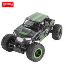 Zhorya 1:14 Skala High-Speed <span class=keywords><strong>RC</strong></span> Off-Road Klettern <span class=keywords><strong>Rock</strong></span> <span class=keywords><strong>Crawler</strong></span> 4wd
