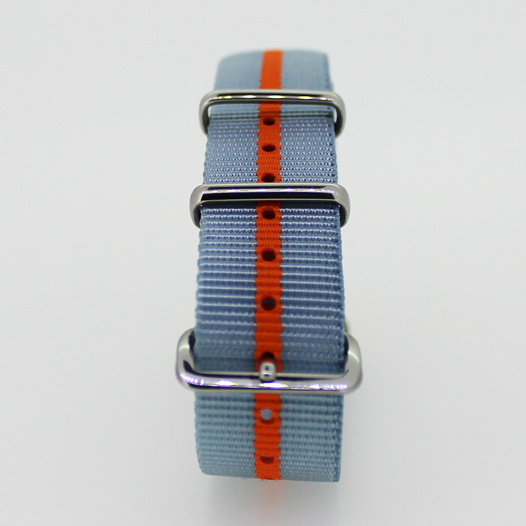 Popular Style Hot Sale Woven Nylon Strap Watch Band