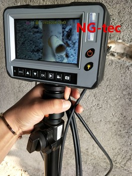 Sewer Camera For Sale >> 5.5mm 2ways Articulating Industry Endoscope Drain Pipe ...