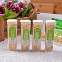Disposable Items Creative Lighter Box Home Hotel Bamboo Toothpicks