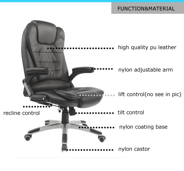 Cool Luxury Office Furniture Type Recliner Function Exceutive Computer Chair With Folding Arm 1311 Buy Recline Chair Computer Chair Executive Chair Creativecarmelina Interior Chair Design Creativecarmelinacom