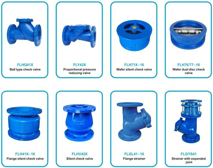 Ductile Iron Pilot Operated Water Tank Float Ball Valve