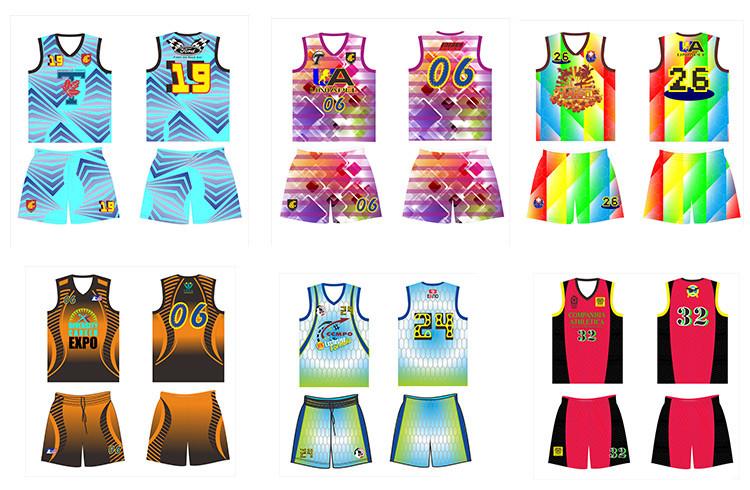 Basketball Jersey Maker Create Your Own Basketball Uniform Custom ...