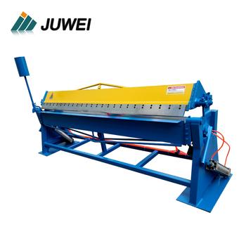 Pneumatic Pan Box Folding Machine Pneumatic Hand Aluminum