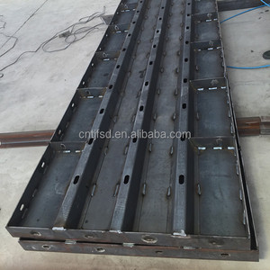 FSD-4117 Formwork Concrete Wall Steel Form