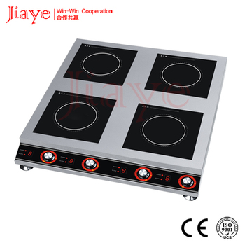 2 Burners High Induction Cooker