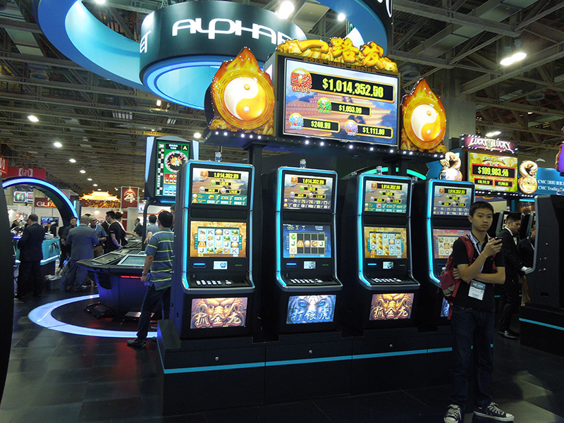19'' POG game Infrared touch monitor use for POT O Gold T340 510 580 slot coin operated game pcb board