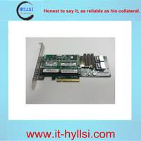 Original Full new 631670-B21 Smart Array P420/1GB FBWC 6Gb 2-ports Int SAS Controller for hp