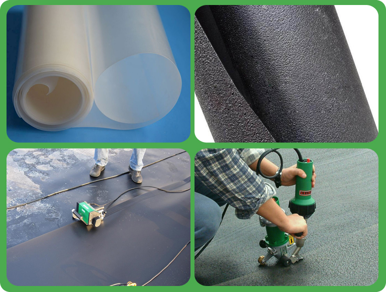 500 Micron Hdpe Geomembrane Liner Sheet Cost