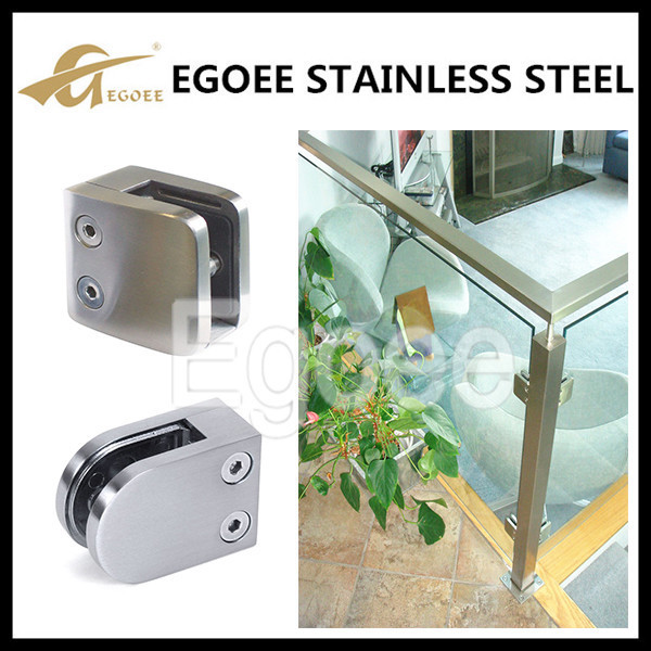 Stainless Steel Metal Fence Panel Post Glass Clamp Buy