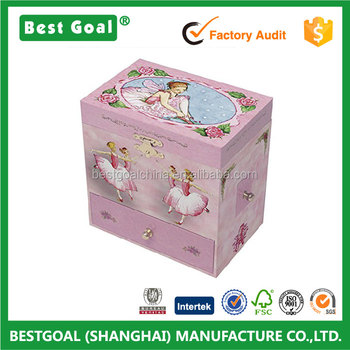 Enchantmints Ballerina Musical Jewelry Box Buy Music BoxMusical