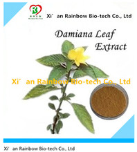 black cohosh Hot selling damiana extract by gmp to sexual