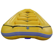 wholesale high quality river rafting boat large inflatable boat