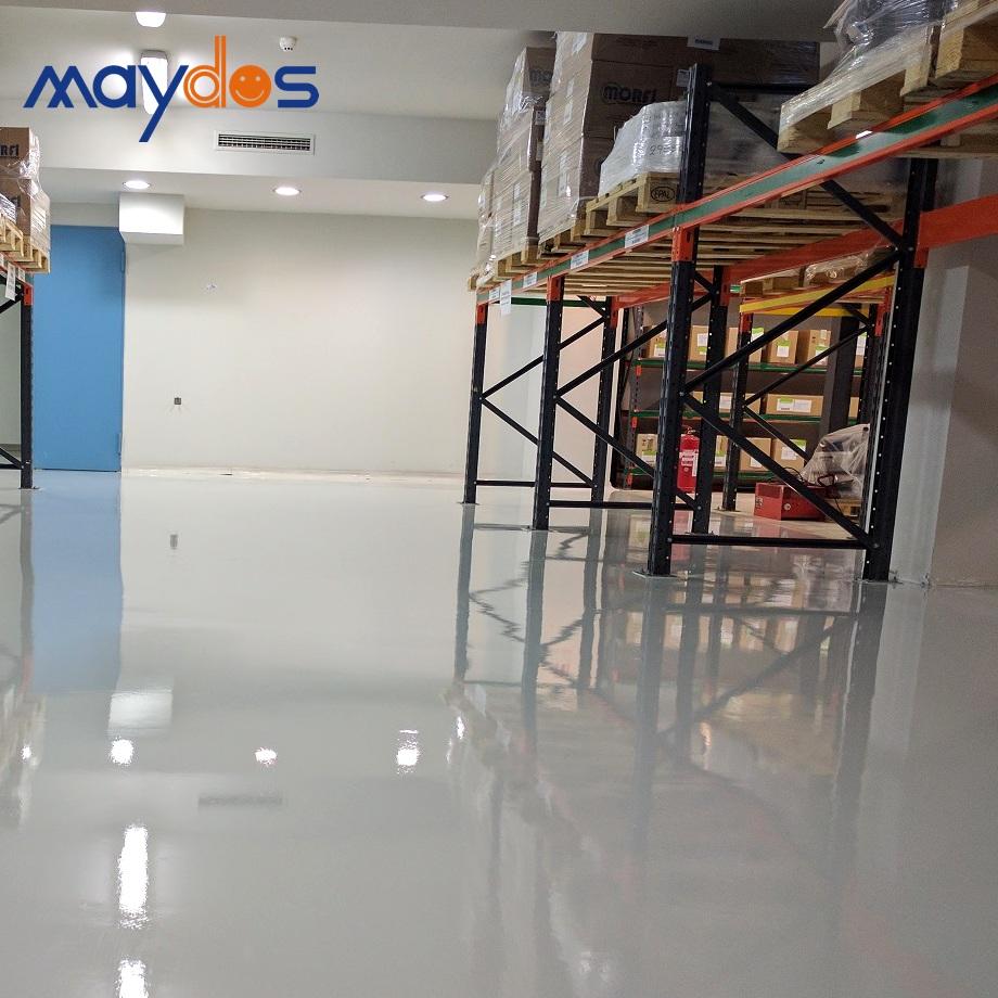 Concrete Floor Varnish Stone Hard Epoxy