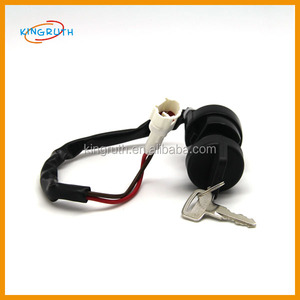 UNIVERSAL ATV MOTORCYCLE 2-Wire Ignition Key Switch
