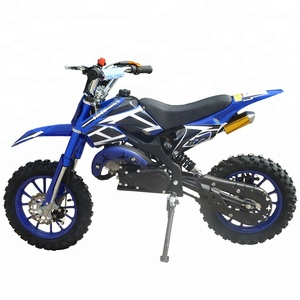49cc motorcycle 2 stroke off road dirt bike for kids
