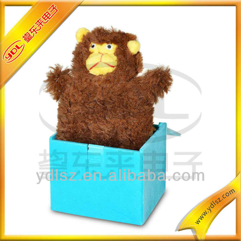 Stuffed animal plush toys/dancing doll/singing doll
