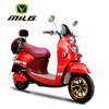 Low price 800W new vespa electric scooter adult fast mobility scooter for sale